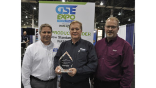 WASP Wins Product Leader Award For 'New Standard Dolly'