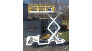 Electric Lift-A-Loft APX Maintenance Lift