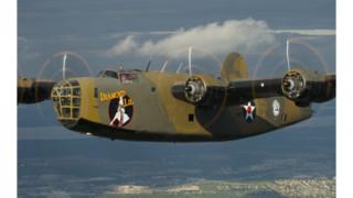 Rare B-24 Liberator Bomber Coming to Georgia