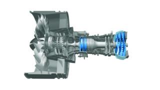 MTU Aero Engines Develops New Turbine Blade Material