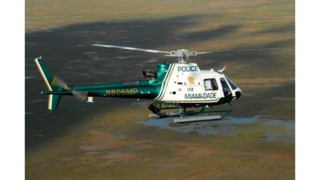 Vector Aerospace and Miami Dade Police Department Sign AS350 Component MRO Contract