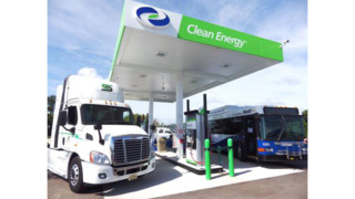 Orlando International Airport Welcomes Clean Energy Compressed Natural Gas Station