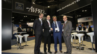 Avpro Sales at  HAI Heli-Expo 2015