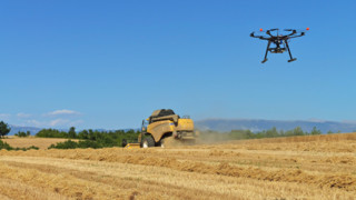 Farmers See Drones In Their Future