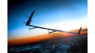 Facebook's High Altitude Internet Drone Is Broader Than A 737