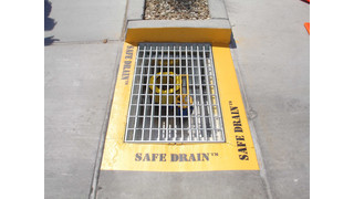 Safe Drain™ System
