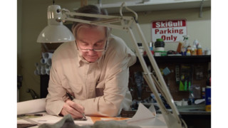 Burt Rutan Building SkiGull to Explore the World