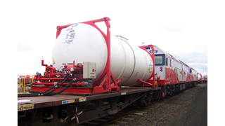 Rail Connect System (Inline refueling) - travel long distances without stopping to refuel