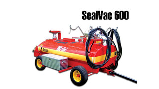 Model SV616S SealVac® Vacuum Fuel Drain Bowser