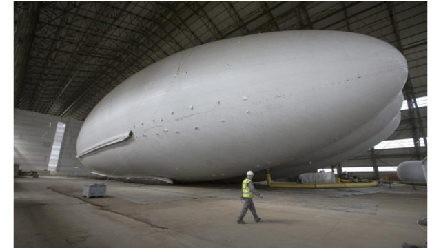 World's Largest Aircraft Looking For Investors