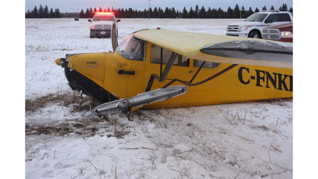 Plane Takes Off, Crashes Without Pilot