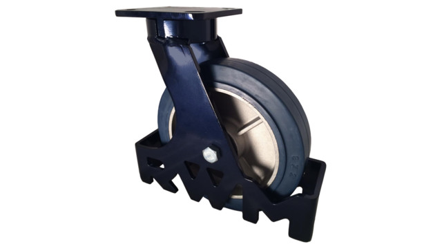Powder-coated Casters