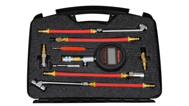 Aircraft Tire Gauges and Inflators for Aviation Technicians