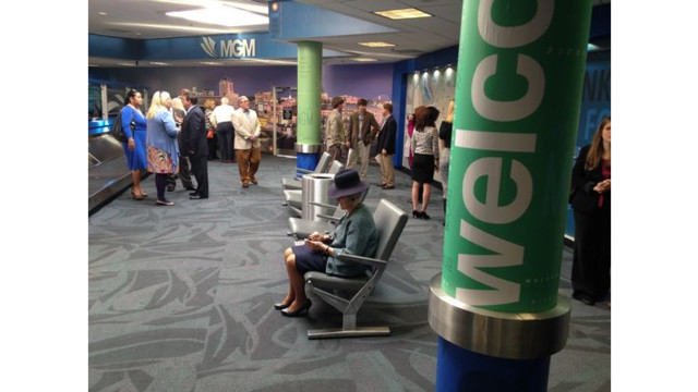 Montgomery Regional Airport Rolls Out New-look Baggage Claim