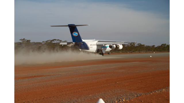 Significant Payload/Range Improvements Approved for Unpaved Runway Operations With BAe 146/AVRO RJ