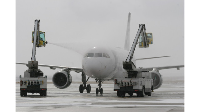 China Approves Use Of Type IV De/anti-icing Fluid