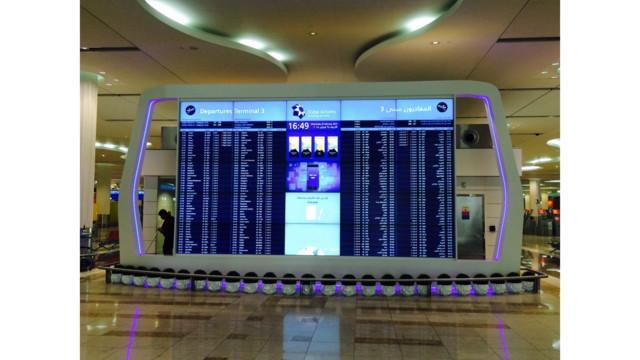 Smartworld Supports Dubai Airports' IT Strategy