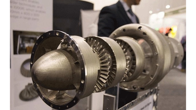 Australian Researchers Create First 3D-Printed Jet Engine