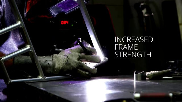 Increased Frame Strength