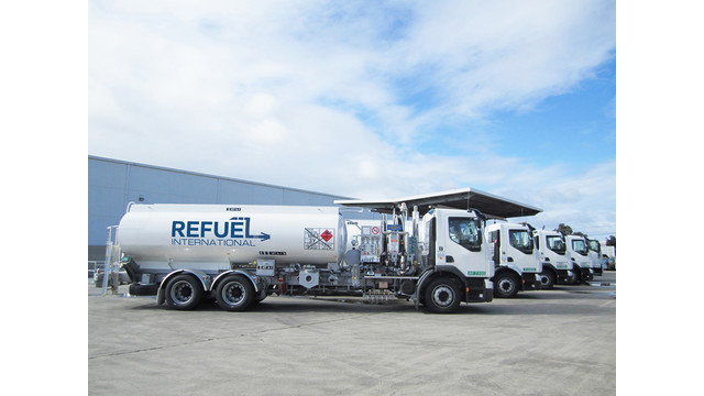 Refuellers - Any chassis, any capacity