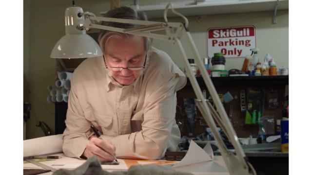 Burt Rutan Building SkiGull to Explore the World