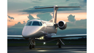 Embraer Exhibits Phenom Executive Jets at Sun 'n Fun