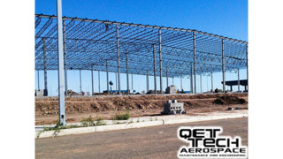 QET Tech Aerospace is Expanding its Facilities 3,000 M2 to Build Aviation Shops