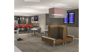 Modern Redesign Coming For Admirals Club Lounges