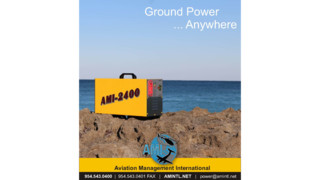Portable Ground Power and Turbine Engine Wash Systems