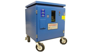 JBT 45 kVA Hangar Ground Power Unit