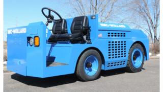 Diesel Baggage Tractor