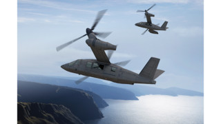 AAR Awarded New Contract from Bell Helicopter Textron to Support T64 Engines