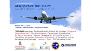 South Carolina Aerospace Industry Conference & Expo