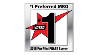 West Star Aviation Voted #1 Preferred MRO In U.S. For Second Consecutive Year