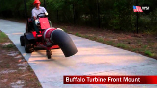 Buffalo Turbine Airport Debris Blowers