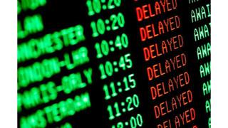 Worldwide Flight Delays Cost Airlines 25 Billion US-Dollars