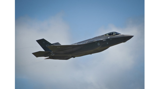 F-35 Lightning II Fighter Jet to Make First Oshkosh Appearance at EAA AirVenture 2015
