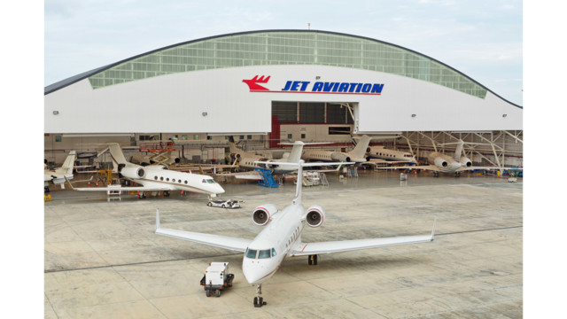 Jet Aviation Singapore Expands Services to Include Parking and Hangarage
