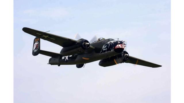 SUN 'n FUN Salutes MacDill AFB with Warbird Fly-Over