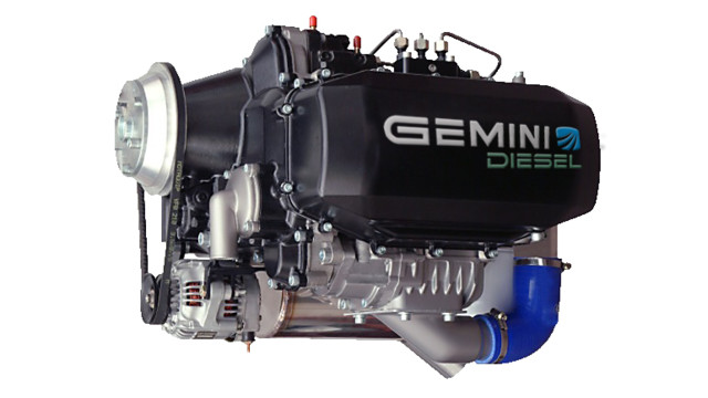 Superior Aviation Group has Acquired the Gemini Diesel Engine