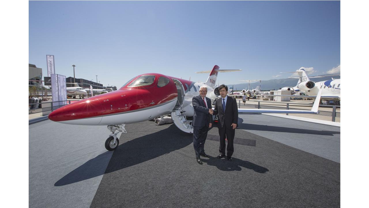TAG Aviation announces renewal of HondaJet dealer agreement