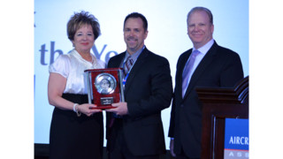 Southeast Aerospace's Braddock Named AEA Member of the Year
