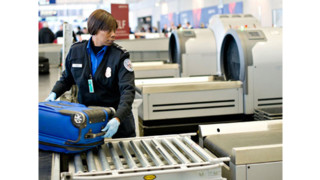 Heathrow Unveils Morpho Detection Technology for Cargo Screening