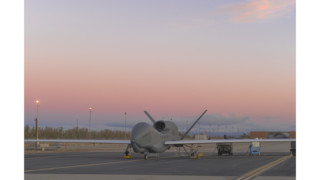 Global Hawk Earns Unprecedented Third Consecutive Sustainment Award