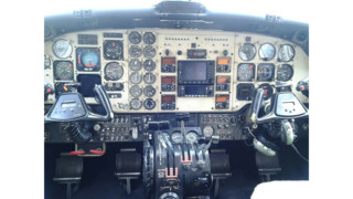 Gulf Coast Avionics Completes Garmin G1000 Panel Upgrade on Colombian Army King Air B200