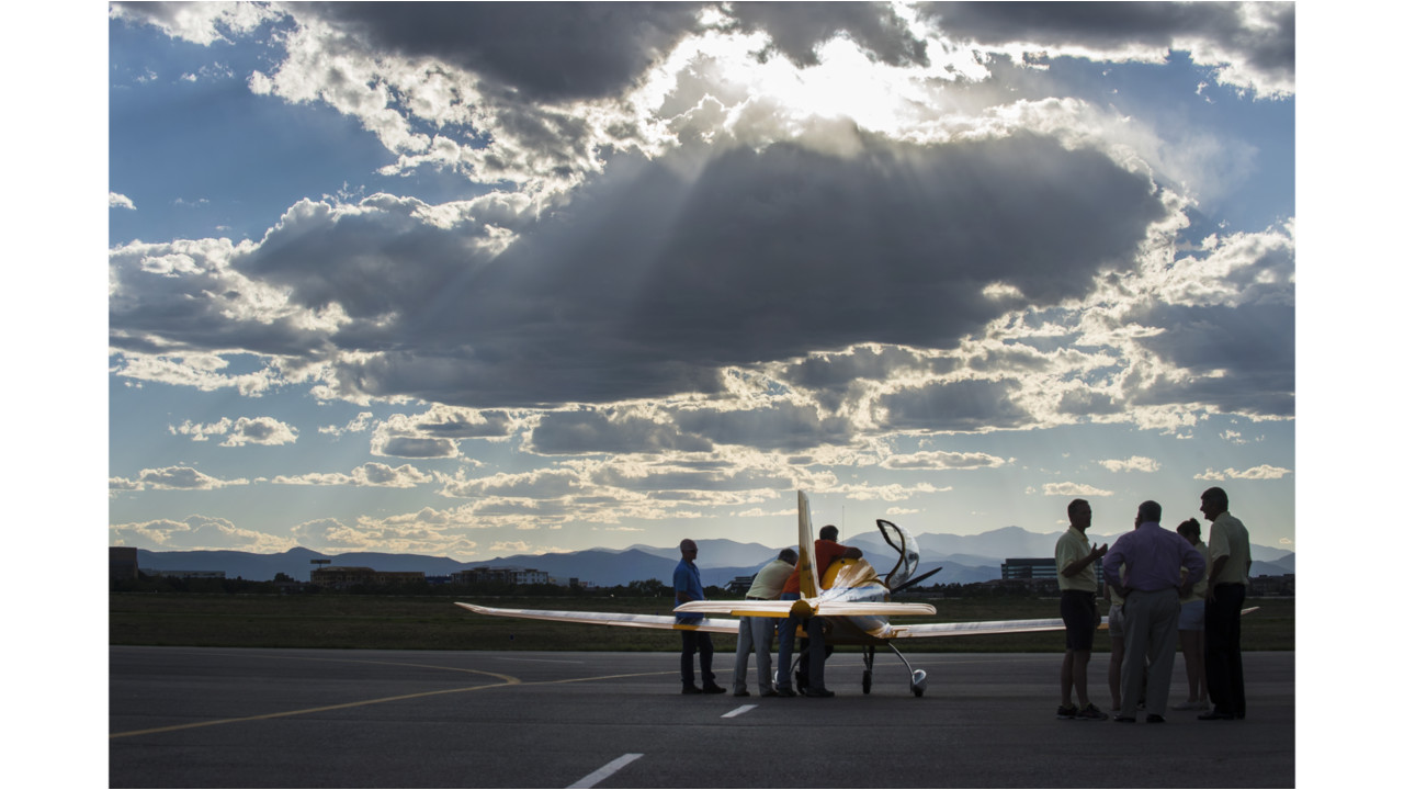 Aeac S Sun Flyer Aims To Be The Next Generation Flight