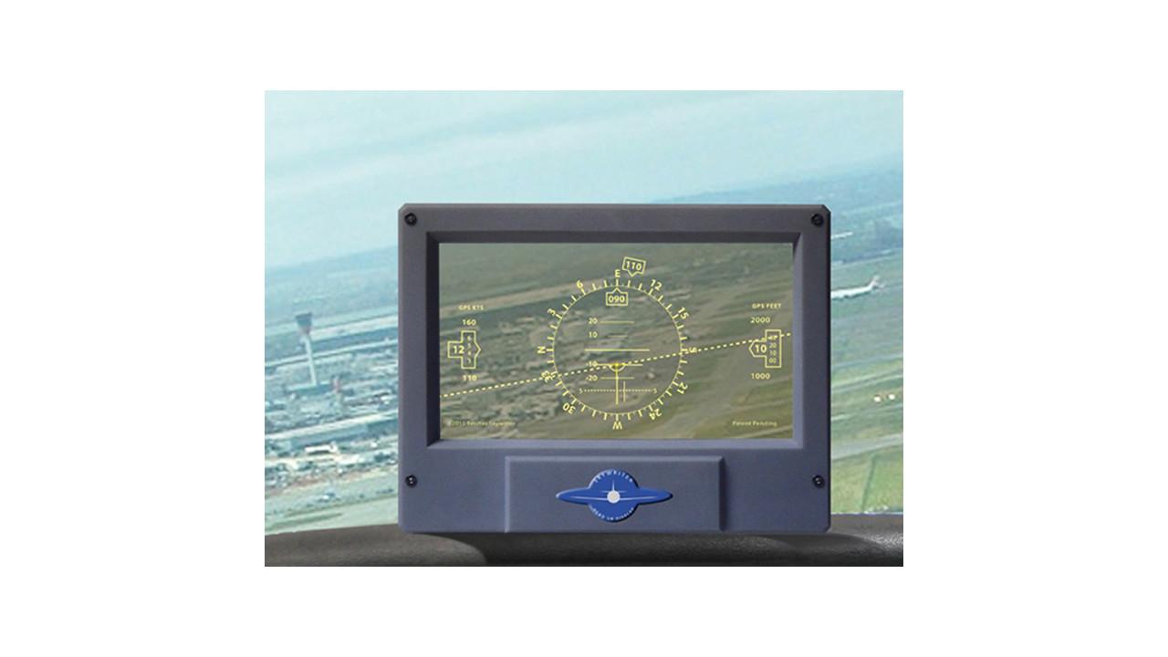 Portable Head Up Display Aviationpros Com