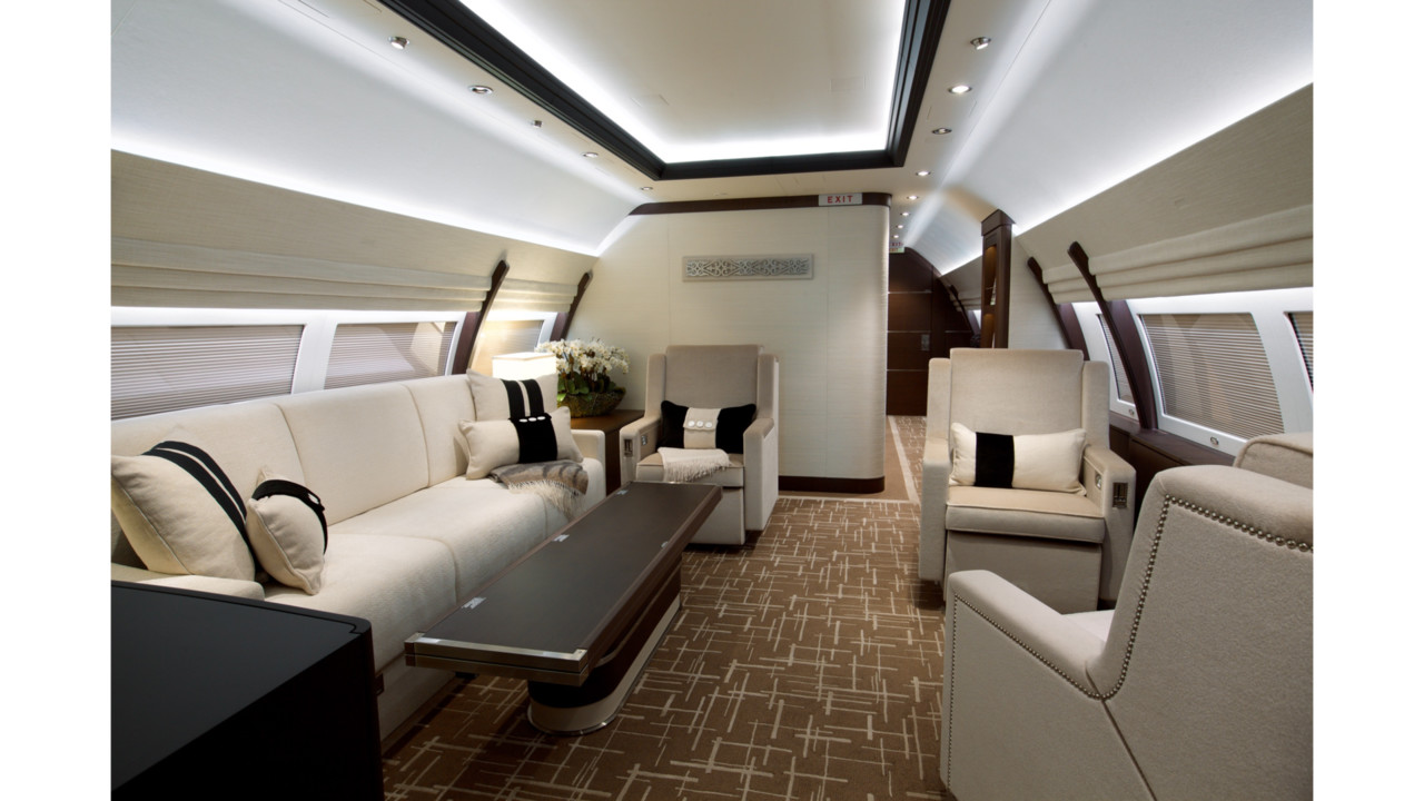Comlux America Completes 9th Vip Interior Completion