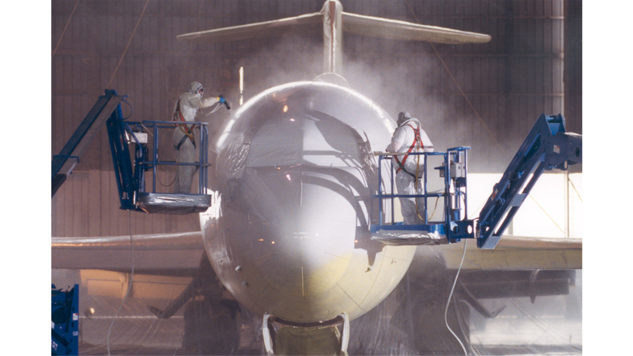Paint What Is Important To The Aircraft Maintenance Industry