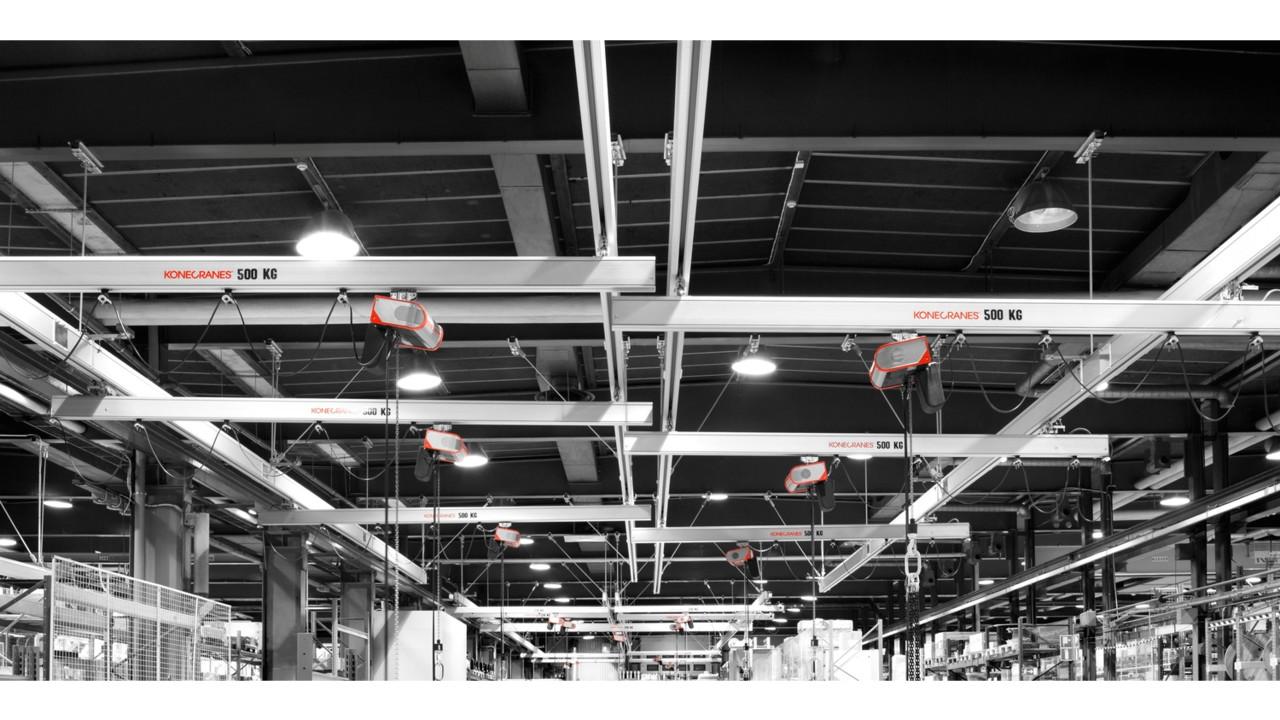 Workstation Crane Systems : Workstation crane system aviationpros
